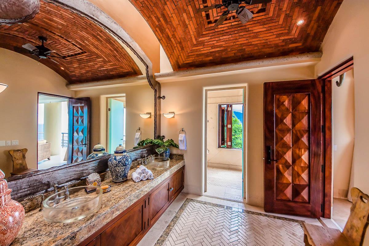 Villa Bahia Puerto Vallarta Bedroom Veracruz Suite