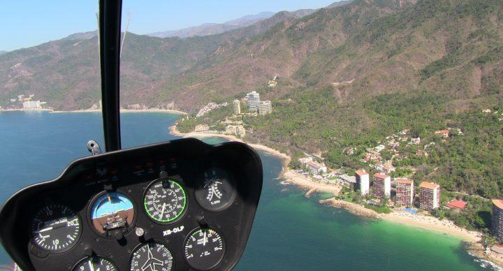 Helicopter Charter Puerto Vallarta